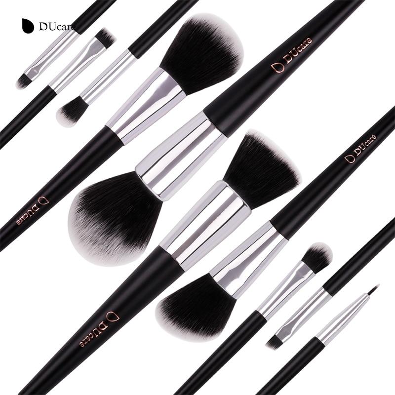 DUcare 10pcs Professional Makeup Brush Set Көп функциялы - Макияж - фото 3