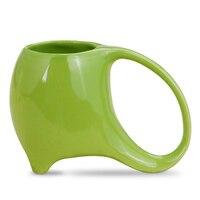 1ชิ้นร้อนถ้วยออกแบบที่ไม่ซ้ำกันแก้วกาแฟ