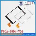 """7.85 """"polegadas Tablet FPCA-79D4-V01 ZC 1344 FPCA 79D4 V01 Tela de Toque Do Painel de Toque digitador Sensor de vidro Substituição Frete grátis"""