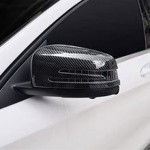 2 x крышка из углеродного волокна для бокового зеркала заднего