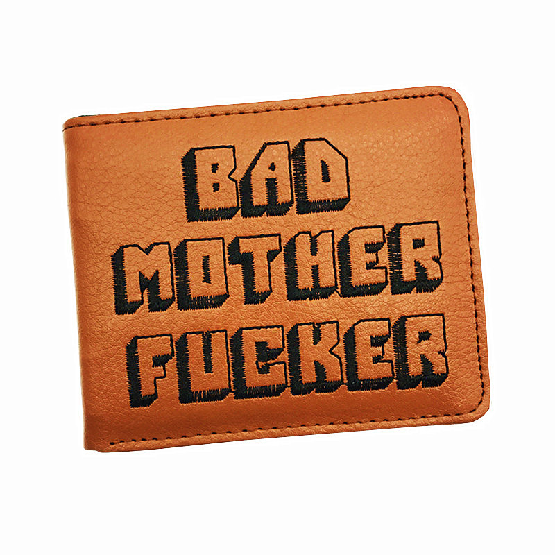 FVIP Hot Sell BMF Wallet Cool Mens Purse With Jules Driver LicenseFVIP Hot Sell BMF Wallet Cool Mens Purse With Jules Driver License