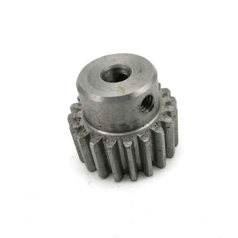 F17649 52 Feichao 5MM 6MM 8MM 10MM Hole Metal M1 Modulus Gears Large Torque Gears Drive