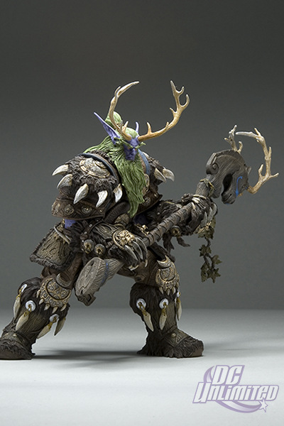 Hot Game WOW Druid of Claws PVC Classic Action Figure Toys For Boys Gifts Free Shipping GS088 1