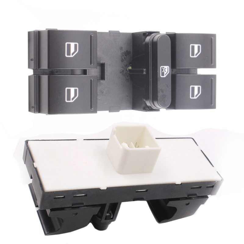 Electronic Handbrake Switch Parking Button 5J0959858A/5J0 959 858 A Hot Sell High Quality For Skoda Power Window Control