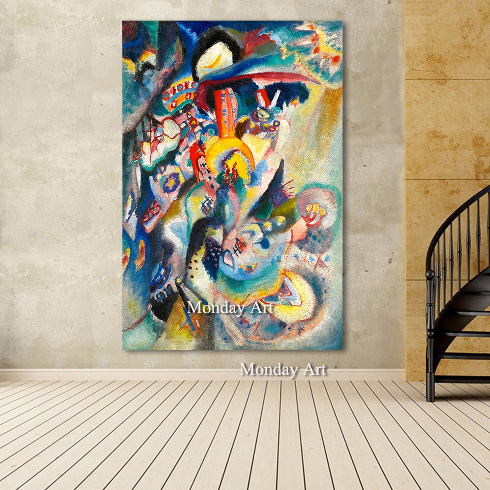 Abstract Modern art Famous paintings Modern art Picasso oil painting reproductions hand painted oil painting wall decoration - 2