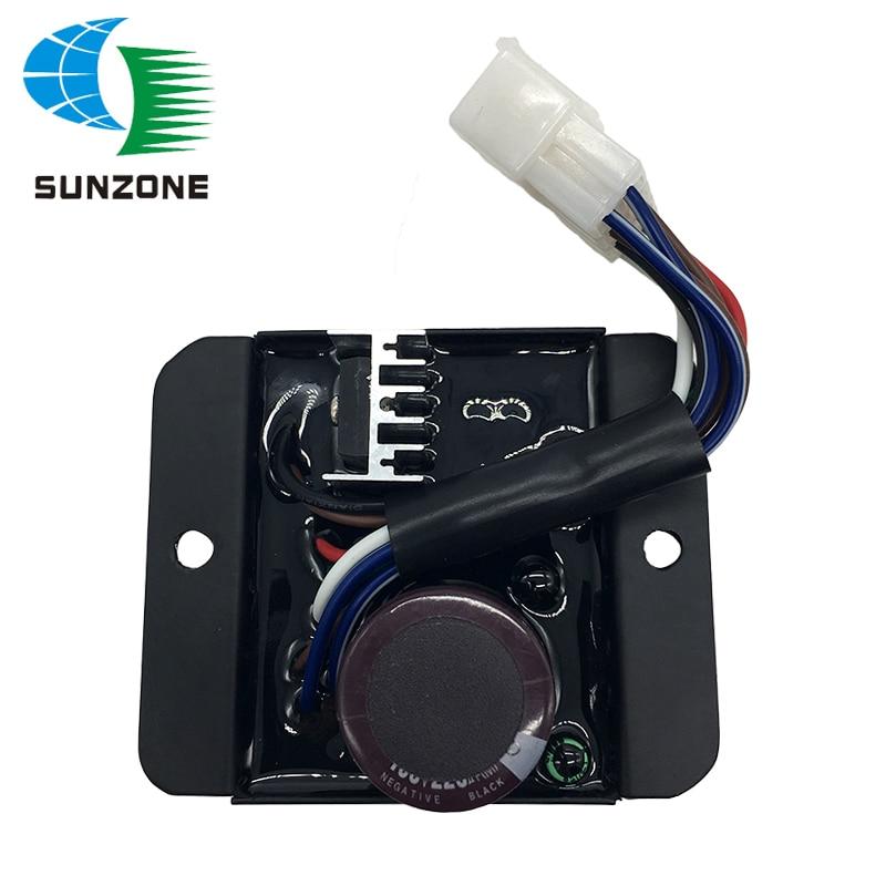 Gasoline AVR 2KW TR222 FOR HONDA EG2500 EG2200 EG2000 EG1800 EG1400 EM1600 EB1800-in Generator Parts & Accessories from Home Improvement    1