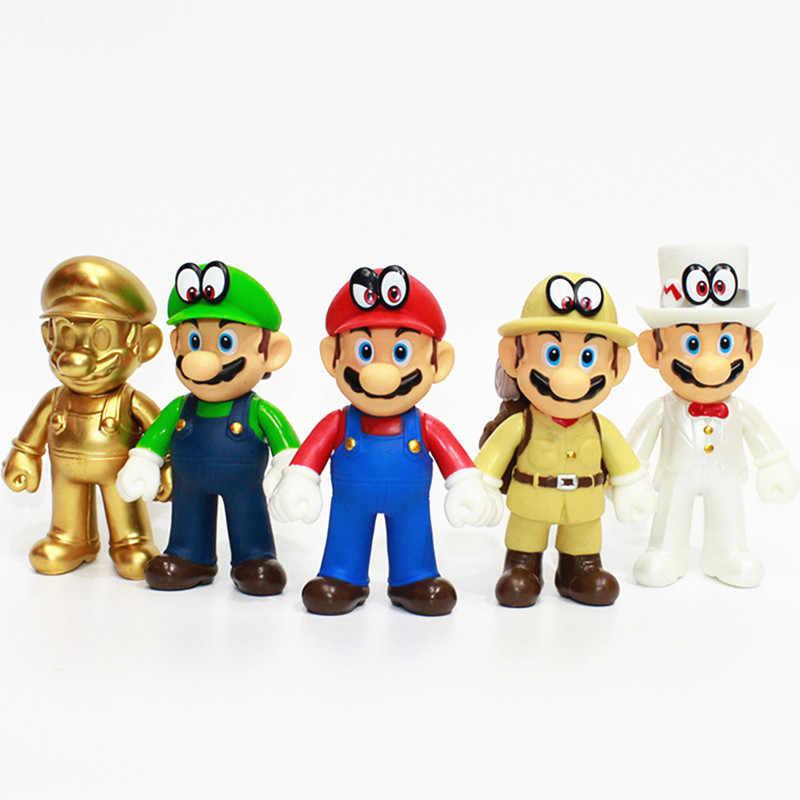 Detail Feedback Questions about Super Mario Bros Mario Luigi