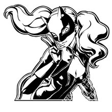 PowerAngel Huge PERSONA 5 Japanese Anime Sticker for Car Stickers for Wall Decal Stickers Toy Sticker