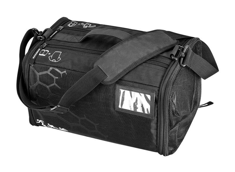 RockBros Training Gym Triathlon Backpack Waterproof Bag Black With Rain Cover