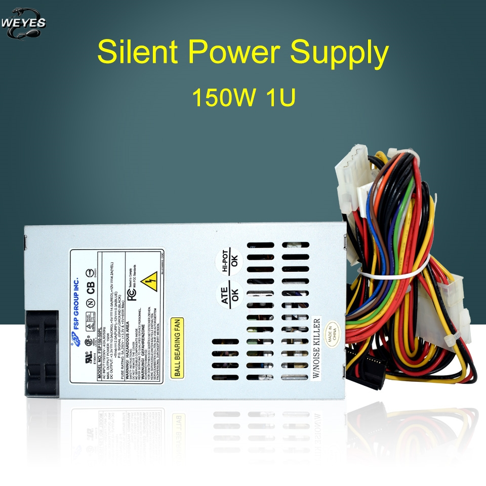 Original FSP150-50PL 150W AT 1U Power Supply well tested d05021b maine board fittings of a machine tested well original