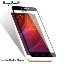 Xiaomi Xiomi Redmi 3 s 3 x 3pro Full Cover 9H Tempered Glass Film For Xiaomi Redmi Note 3 Note 4X Pro Case Screen Protector Film