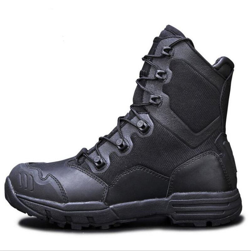 New Outdoor Hiking Shoes Men S Breathable Military Tactics