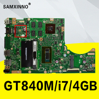 TP500LN материнская плата GT840 i7 4510U REV2.0 для ASUS TP500LN Материнская плата ноутбука TP500LN материнская плата TP500LN тестирование ОК