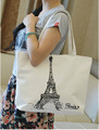 Cloth bags women's handbag stripe canvas bag female handbag one shoulder nappy bag shopping bag