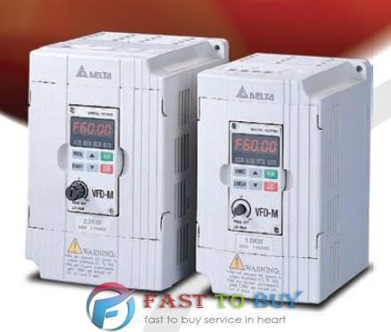 где купить Delta 1.5kw AC Motor Drive Inverter VFD015M43B replace VFD015M43B-A VFD-M Series 2HP 3 phase 380V 1500W New дешево