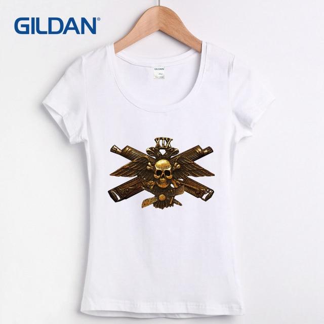 Personalizada Camiseta de Imprenta 2017 Divertido Camisetas Baratas  IMPERIAL RUSO ÁGUILA-mujer de Diseño Camiseta 5d5ba9cadcf9d