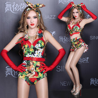 sexy Ds Costume Sexy Female Singer Dj Nightclub Jazz Dance Costumes Dance Clothing
