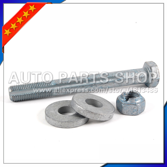 Auto Parts NEW  Suspension Eccentric Bolt Kit For Mercedes W203 C230 000 330 00 18