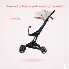 light portable baby stroller Bebek arabasi infant poussette stroller pr