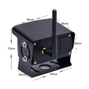 Image 2 - GreenYi kablosuz geri görüş kamerası kamyon, RV,Camper, römork. WiFi araç arka görüş kamerası çalışmak ile iphone veya android cihazlar