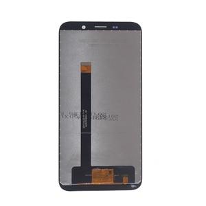 Image 4 - 5.7 بوصة الأصلي عرض ل Uhans i8 LCD + محول الأرقام بشاشة تعمل بلمس مكون ل Uhans i8 شاشة LCD شاشة رصد إصلاح جزء