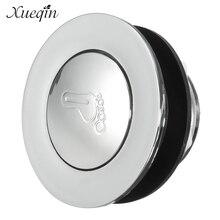 Xueqin Bathroom Bathtub Brass Pop Up Drain Shower Room Basin Sink Waste Drain Bath Filter Waste Finished Drainer