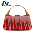 Milisente Women Evening Bags Ladies Gold Clutch Bag Female Party Clutches With Chain