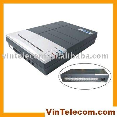 Hot sell &#8211; China <font><b>pbx</b></font> factory VinTelecom CS308 <font><b>Phone</b></font> system &#8211; 3 Lines x 8 Extensions