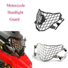 Headlight Guard Protector Headlamp For BMW G310GS G310 GS 2017-2018 Motorcycle Grille Cover Protection G 310 GS G 310GS все цены