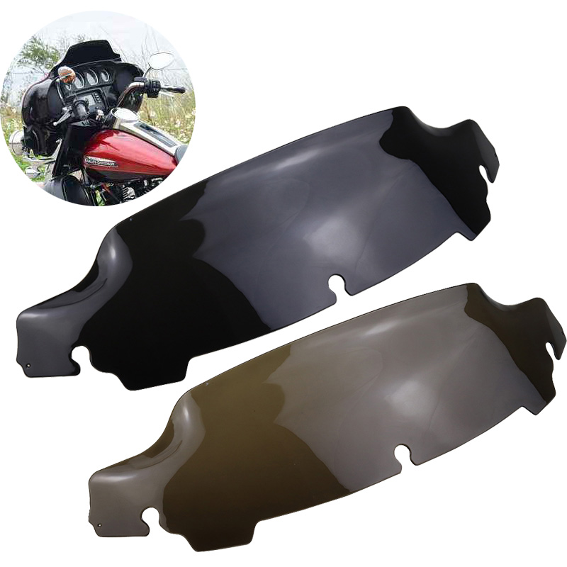 Dark Smoke Arc 5 Windshield Windscreen For Electra Street Glide Touring