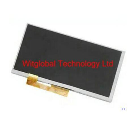 Witblue New For 7 IGET SMART S72 Tablet inner LCD Screen Display Matrix Module Glass Panel replacement Free shipping new lcd display matrix for 7 explay hit 3g tablet inner tft lcd screen panel lens module glass replacement free shipping