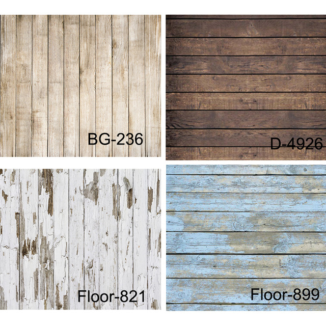 Mehofoto Rubber Floor Backdrop Vintage White Wood Pattern Photography Roll Up For Easy Storage Photo Prop Carpet Mat 4x5f