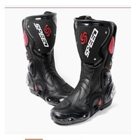 Free shipping Hot Wheels the PRO Racing boots motorcycle racing shoes motorcycle boots B1001