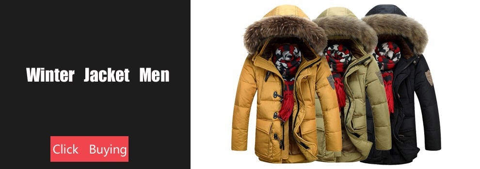 Winter Jacket Men One