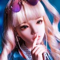 BJD doll SD doll 1/4 girl Mari joint doll birthday gift