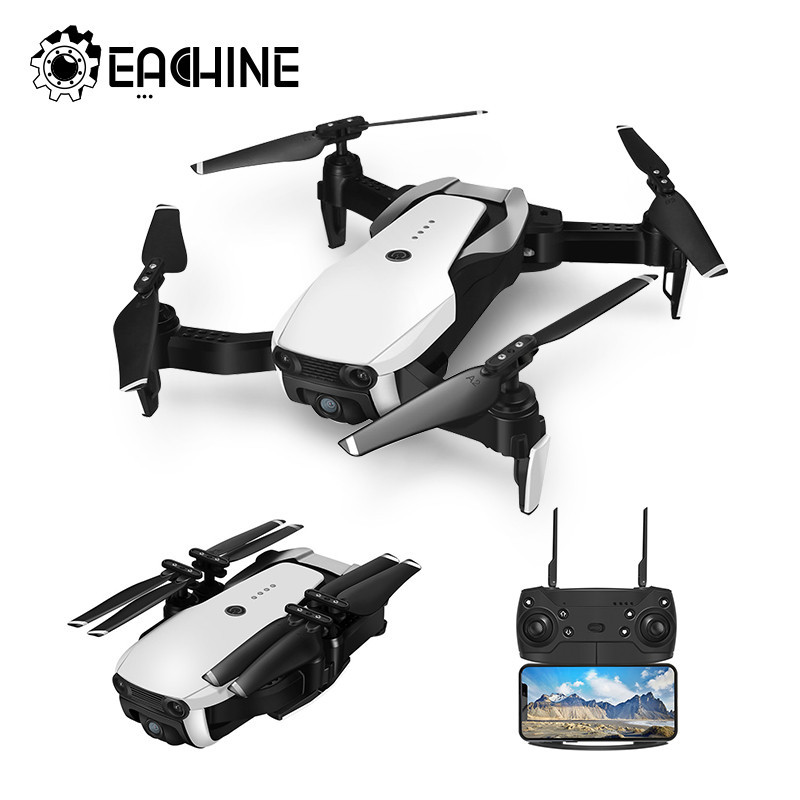 Eachine E511- Upgraded E58 WIFI FPV With 1080P / 720P HD Camera Headless Mode 16Mins Flight Time Foldable RC Drone Quadcopter eachine e511 rc drone wifi fpv 1080p 720p hd camera headless mode 16mins foldable racing quadcopter vs mavic air drone e58