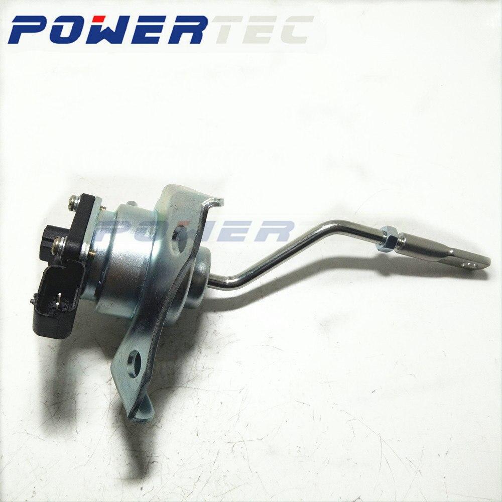 TD02 turbo wastegate pour Citroen Berlingo II C3 75HP 55Kw 1.6 HDI 75 FAP DV6ETED4-49373-02000 49373 -02001 Turbine ele actionneur