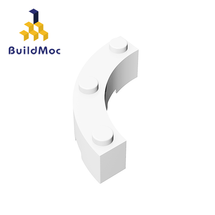 Image 3 - BuildMOC 48092 4x4 For Building Blocks Parts DIY LOGO Educational Creative gift Toys-in Blocks from Toys & Hobbies