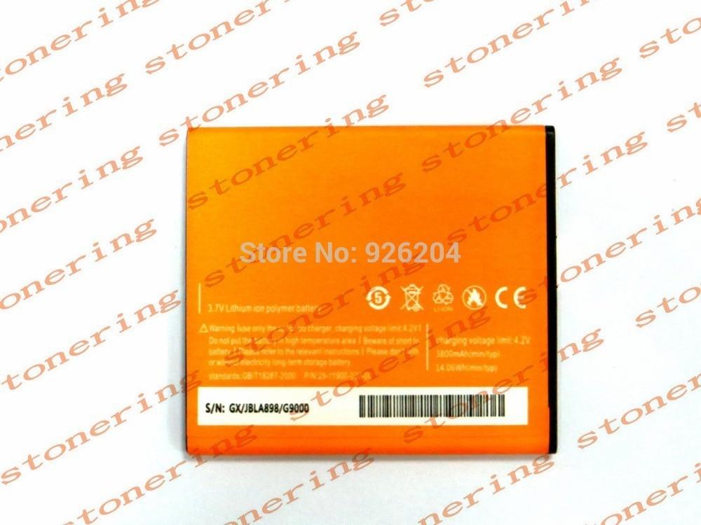New Battery 3800mAh Battery For Kingelon G9000 Star G9000 Smartphone