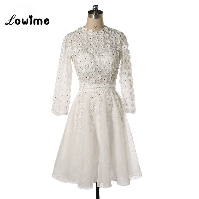 Ivory Cocktail Dresses Robe Cocktail Vestidos De Coctel Short Party Gown Real Image Rhinestone Short Dress Vestido Curto 2018