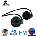 Mini503 bluetooth 4.0 fone de ouvido perfeito mini 503 esporte sem fio fones de ouvido música fones de ouvido estéreo + slot para cartão micro sd + rádio fm 6b56