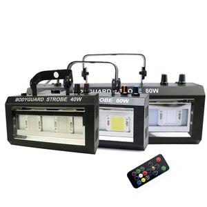 RGBW LED Strobe Stage Lights 4