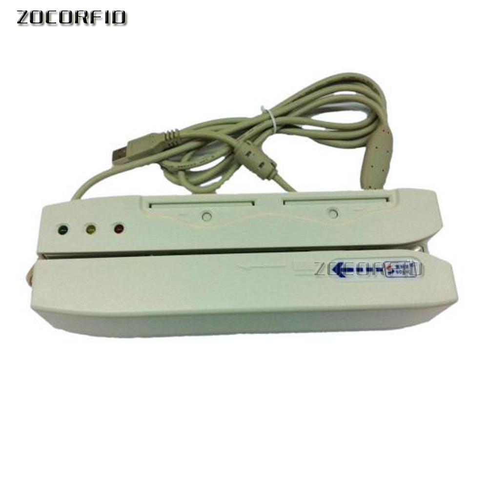 Hi co 2750oE Magnetic Card Reader Magstripe card Writer Encoder Swipe USB Interface