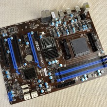 Boards Ddr3-Socket 970A-G43 Used MSI AM3 32GB USB3.0 Desktop Original