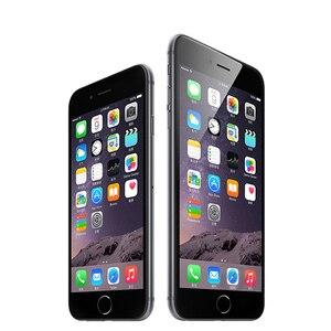 Image 2 - Apple iphone 6 & iphone 6 plus desbloqueado original, telefone móvel 4g lte 4.7/5.5 ips 1gb smartphone ram 16/64/128gb ios, orint de dedo