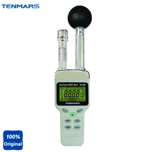 On sale TM-188D Accurate Measurement Temperature Humidity Tester Heat Stress WBGT Meter