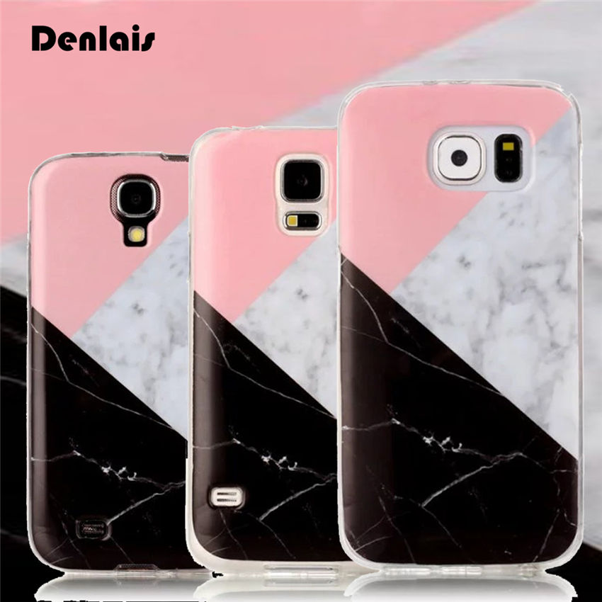 Fashion Marble Stone Cases For Samsung Galaxy S3 S4 S5 S6