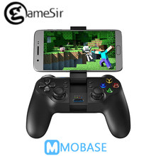 Original GameSir T1s Gamepad for PS3 Controller Bluetooth 2.4GHz Wired Joystick PC for SONY Playstation 3 MCU Chip Backlight(China)