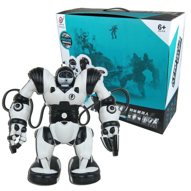 Rc Roboter TT323 Action Figur Spielzeug fernbedienung Elektrische RC Roboter kind lernen pädagogisches roboter spielzeug klassische spielzeug kid geschenke - 6