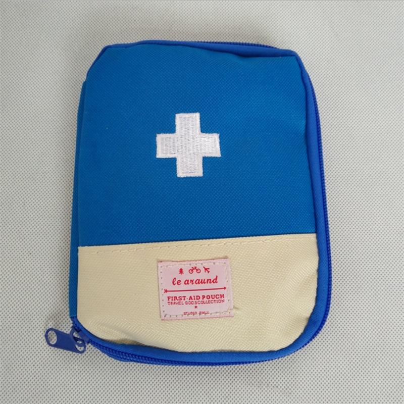 Preciso Corsa Esterna Mini Kit Di Pronto Soccorso Borsa Medica Di Emergenza Di Sopravvivenza Wrap Gear Sacchetto Portatile Piccolo Kit Medicina Un